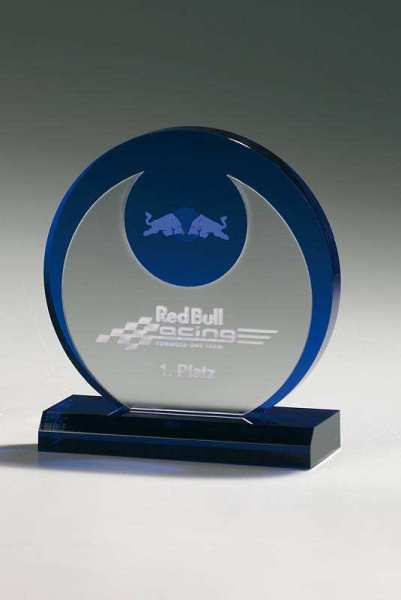 Angle Wing Acrylglas Trophy