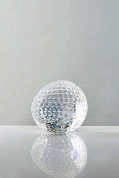 Glas-Golfball Crotone