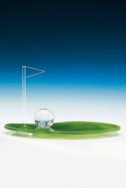 Greenwich Kristallglas-Award Golf