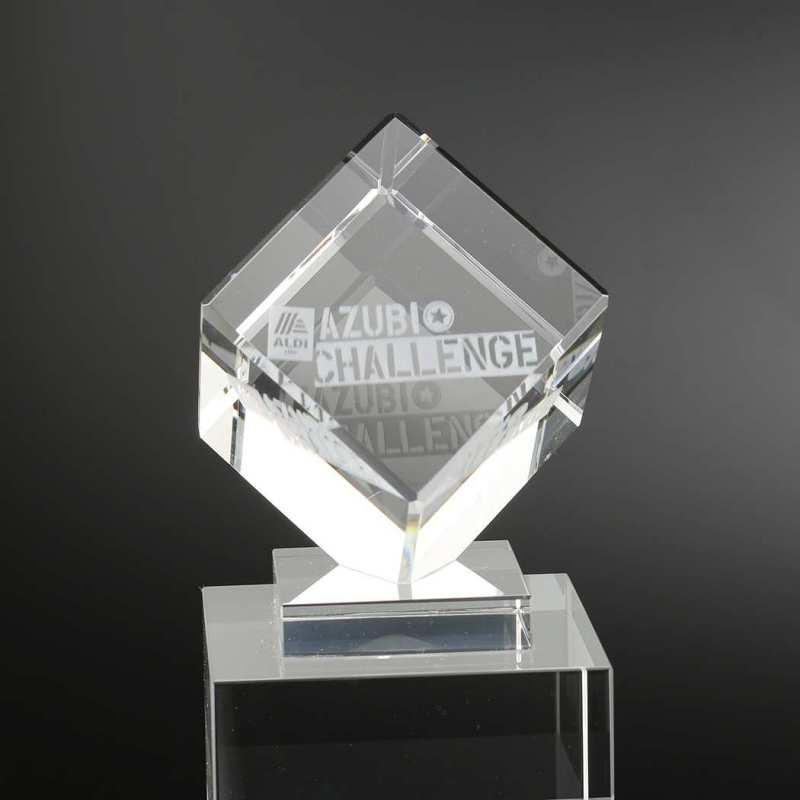 Innengravur in bestem Kristallglas